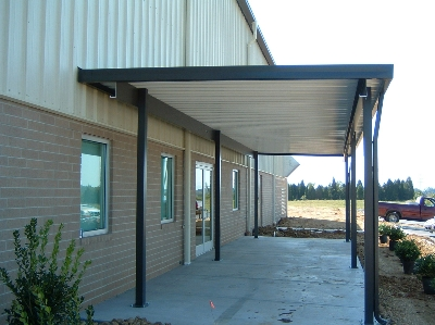 Durable Commercial Carport Canopies & Awnings: Warren, MI | MMC Products - Commercial_Cannopy