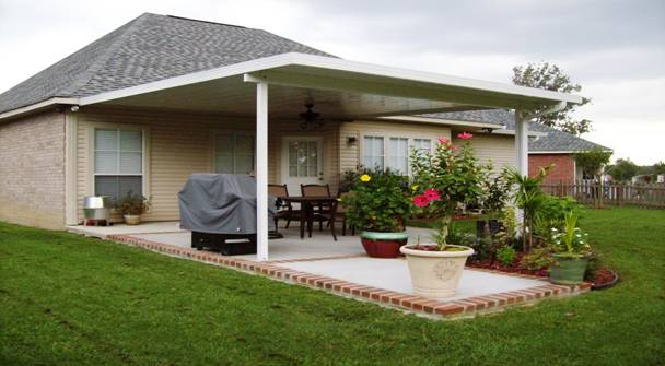 Aluminum Awnings & Patio Covers Kits: Warren, MI | MMC Products - Patio_Cover_Kit
